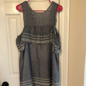 Beautiful gray dress